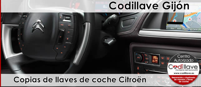 copia de llaves citroen gijon